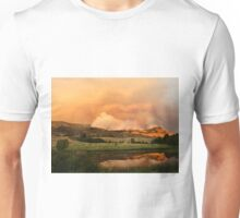 Sunset & Smoke Unisex T-Shirt