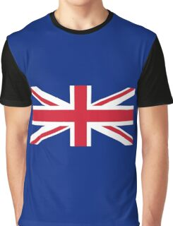 Union Jack Graphic T-Shirt