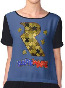Rareware Banjo-Kazooie Style Chiffon Top