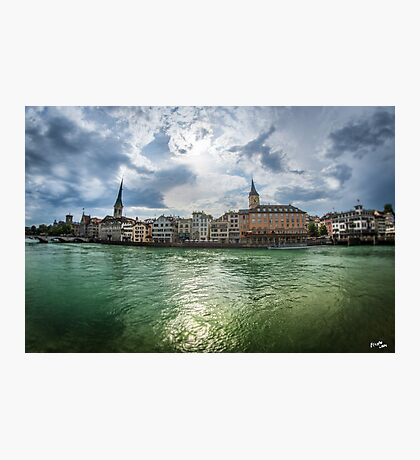 Limmat Photographic Print