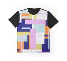 Pale Geometry Graphic T-Shirt