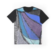 M. BUTTERFLY CROSS SECTION Graphic T-Shirt