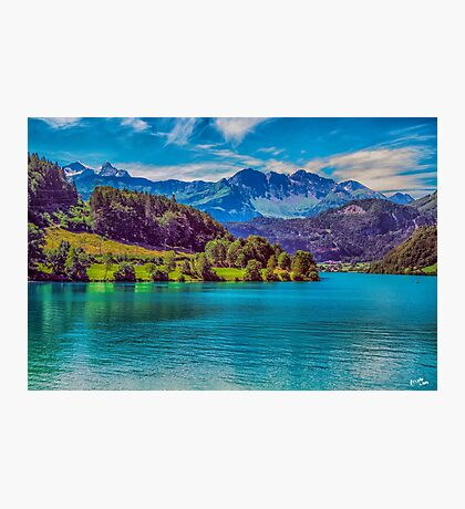 Lake Lucerne Photographic Print