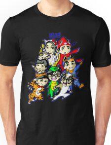 Running Man Kigurumi Unisex T-Shirt