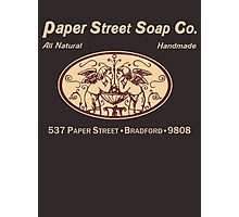 Paper Street Soap Co.T-Shirt Photographic Print