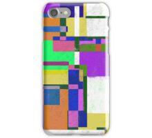 Pastel Geometry iPhone Case/Skin