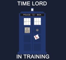 Time Lord In Training (Learner Pilot) by TesniJade