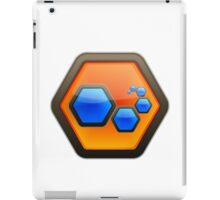 Hexapod on White iPad Case/Skin