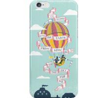 Balloon Adventure iPhone Case/Skin