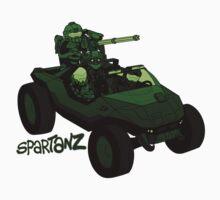 Spartanz One Piece - Short Sleeve