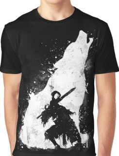 Abyss Warrior Graphic T-Shirt