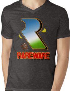 Rareware Donkey Kong Country Style Mens V-Neck T-Shirt