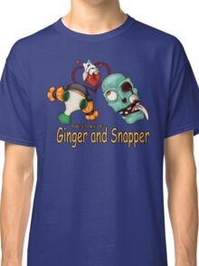 Ginger and Snapper Classic T-Shirt