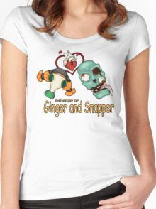 Ginger and Snapper Women's Fitted Scoop T-Shirt