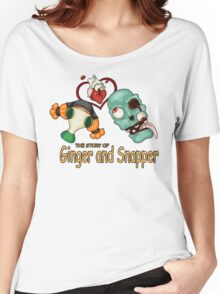 Ginger and Snapper Women's Relaxed Fit T-Shirt