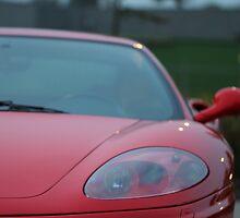 Ferrari 360 by Perry Verstappen