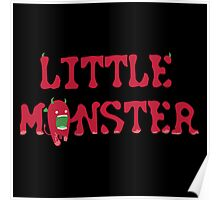 Little Monster Poster