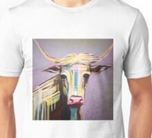 More Cow Smell Unisex T-Shirt