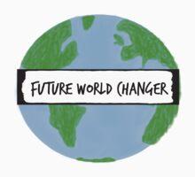 Future World Changer Kids Tee