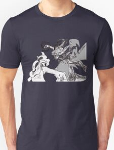 Charizard and Mewtwo T-Shirt