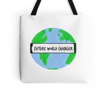 Future World Changer Tote Bag
