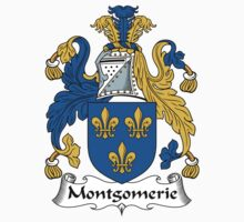 Montgomerie Coat of Arms (Scottish) Kids Clothes