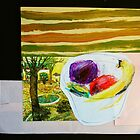 van gogh asylum and fruit by donnamalone