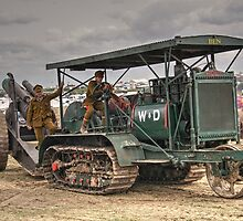 Gun Tractor  by Rob Hawkins
