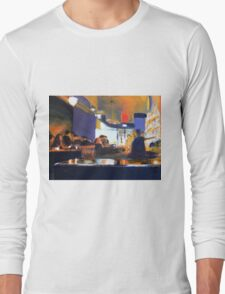 City Bar Long Sleeve T-Shirt