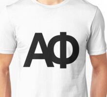 alpha phi Unisex T-Shirt