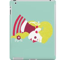 cherries on your ears iPad Case/Skin