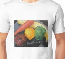 Still Life of Assorted Fruit Unisex T-Shirt