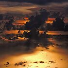 Night's Plutonian Shores by kibishipaul