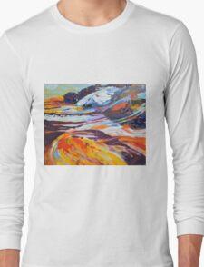 Tsunami Long Sleeve T-Shirt