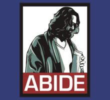 Jeff Lebowski (the dude) abides - the big lebowski T-Shirt