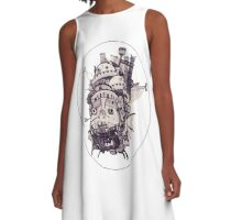 Howl's Moving Castle A-Line Dress