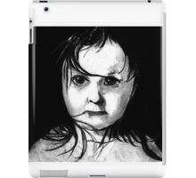 Creepy Girl iPad Case/Skin
