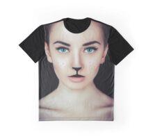 Feline Factor Graphic T-Shirt
