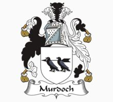 Murdoch Coat of Arms (Scottish) Kids Clothes