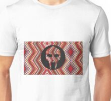 Metal Face Doom Design  Unisex T-Shirt