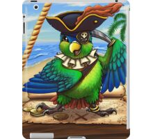 Pirate Parrot iPad Case/Skin