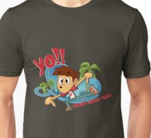 YO! It's Spencer! Unisex T-Shirt