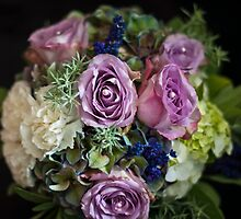 Wedding Flowers  by ASchachinger