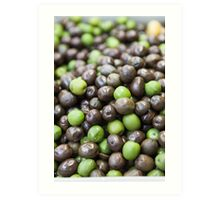 olives in brine Art Print