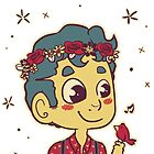 Flower crown by Sunshunes