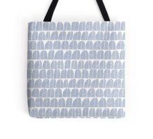 Leaves Blue Tote Bag