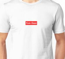 Fixie Goon Box Logo  Unisex T-Shirt