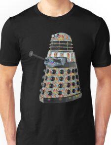 Hippie Hippy Love and Peace Dalek Unisex T-Shirt