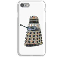 Hippie Hippy Love and Peace Dalek iPhone Case/Skin