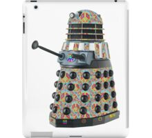 Hippie Hippy Love and Peace Dalek iPad Case/Skin